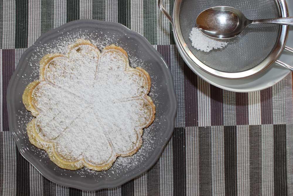 Glutenfreie Vegane Waffeln ohne Zucker