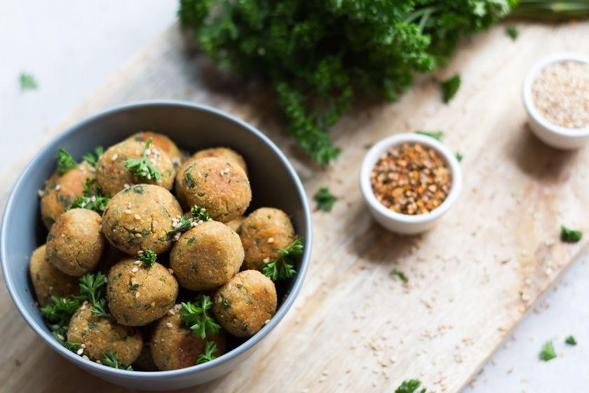 Falafel Rezept vegan selbst gemacht