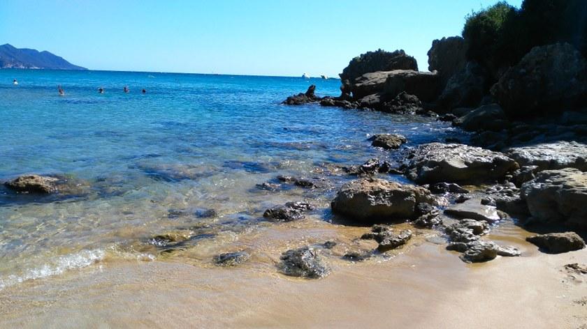Ausflugstipp & Reisebericht Korfu - Golden Beach