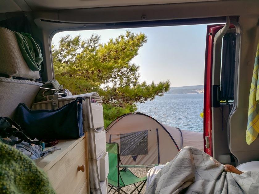 Autokamp Linda - campen mit dem Bulli
