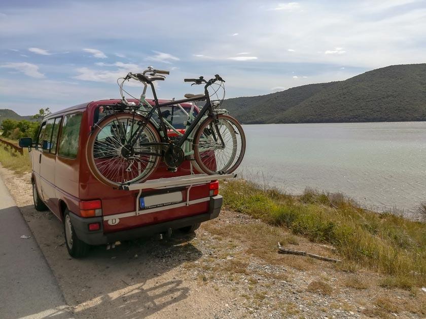 Reisebericht Kroatien - unterwegs nach Istrien