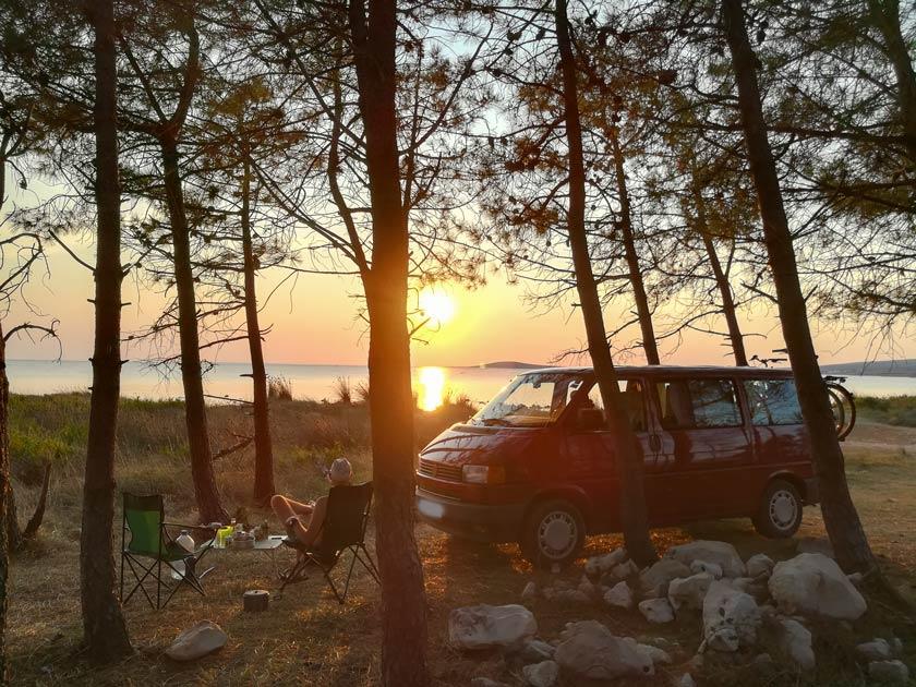Camping Insel Pag