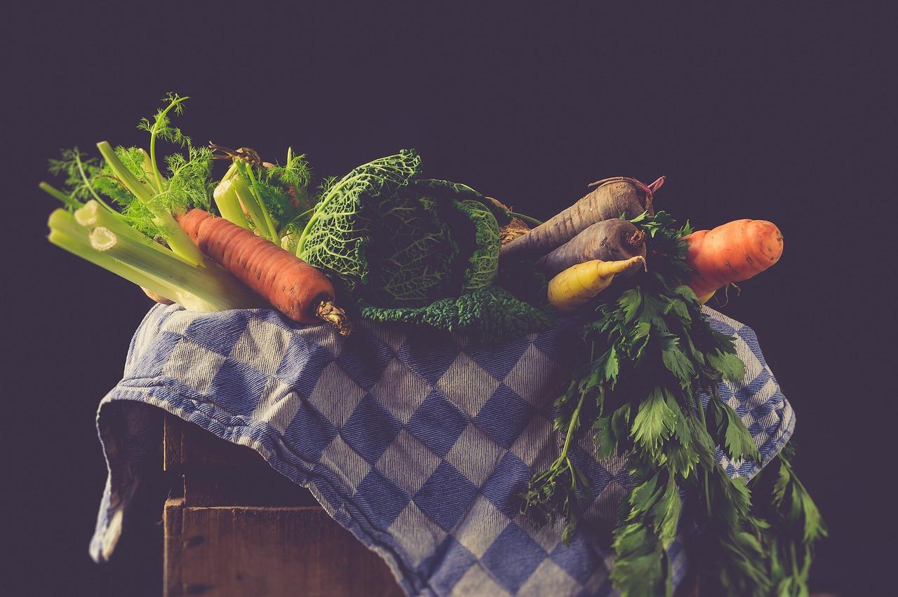 Gemüse Saisonkalender - Übersicht der regionalen Verfügbarkeit