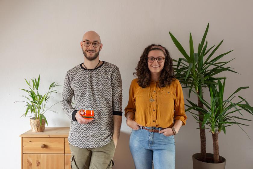 Über purelimon - Alina & Simon stellen sich vor