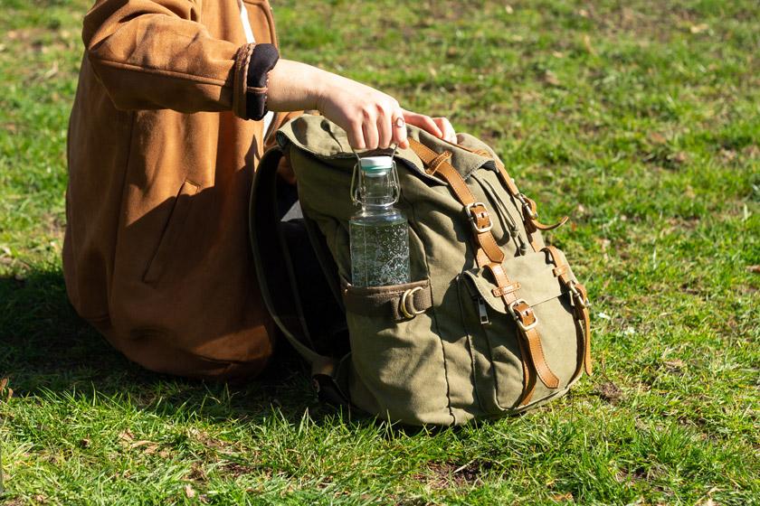soulbottle Glasflasche - nachhaltig und umweltfreundlich