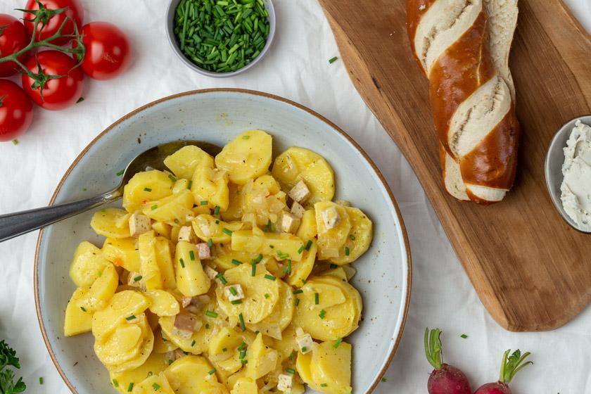 Kartoffelsalat Rezept - purelimon.de