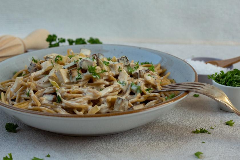Spaghetti Carbonara - purelimon