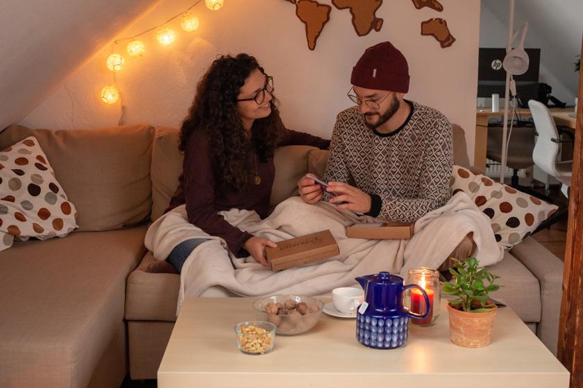 Paarzeit Adventskalender für Paare
