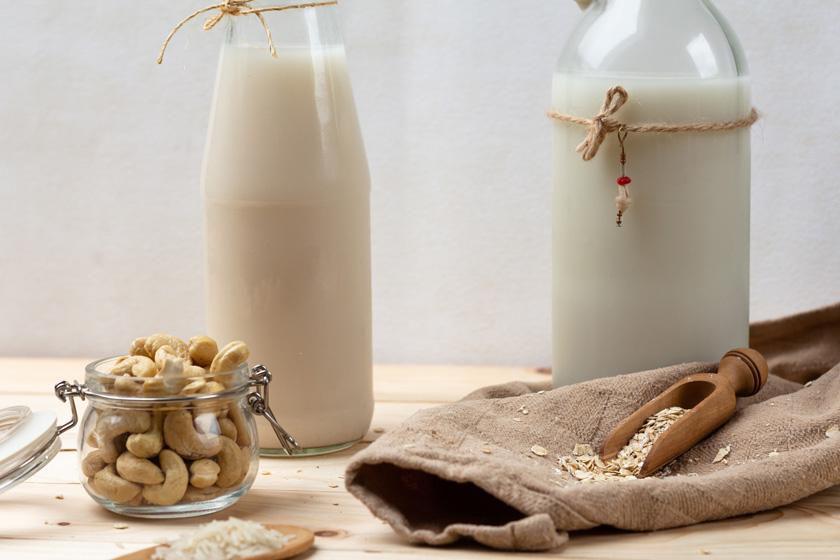 Pflanzenmilch selbst gemacht - purelimon