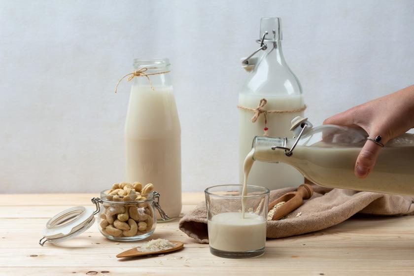 Selbst gemachte Reismilch - purelimon
