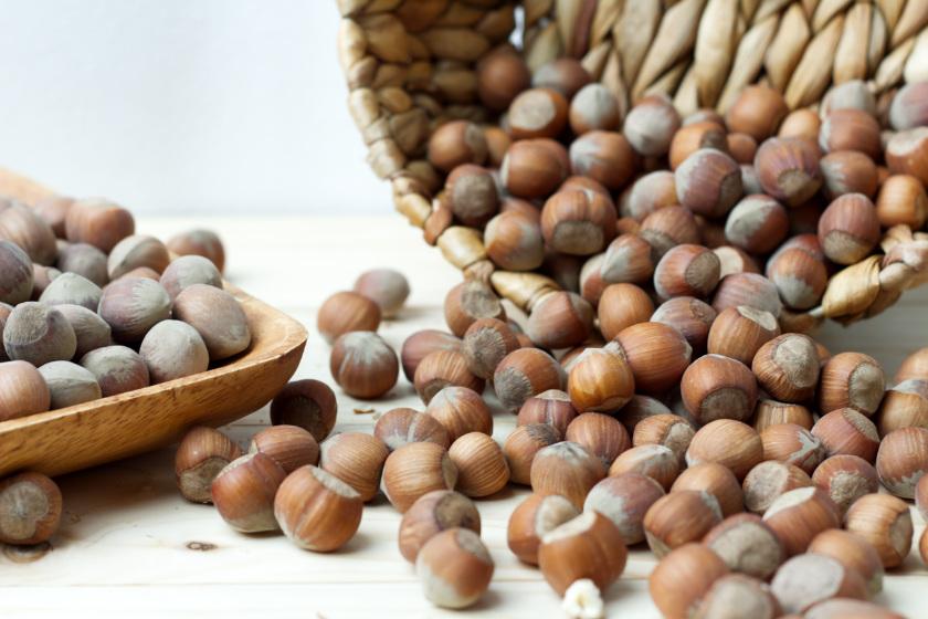 Haselnüsse aus bio veganer Landwirtschaft - purelimon