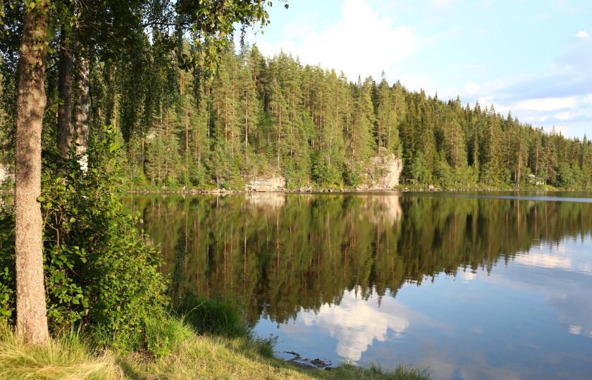 Klarer See in Schweden - purelimon