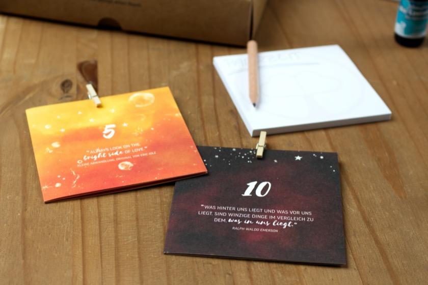 Paarzeit 2.0 - Der Adventskalender für mehr Liebe mit neuen Storycards